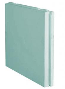 Illustration d'un carreau de plâtre hydrofuge épaisseur 7 cm