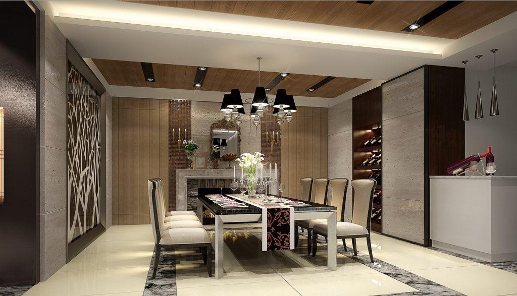Séjour et mobilier design