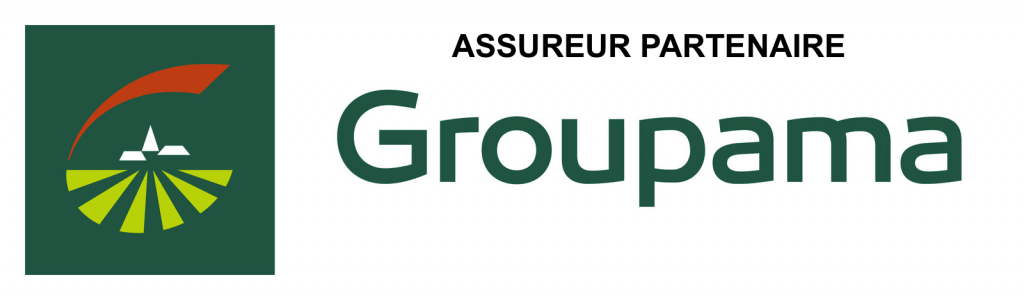 Références - Logo GROUPAMA/assureur partenaire