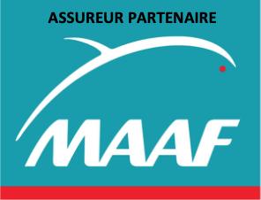 Références - Logo MAAF/assureur partenaire
