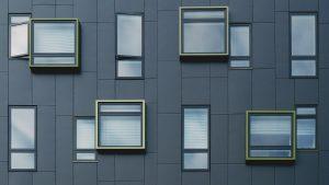 Les différentes poses de fenêtres