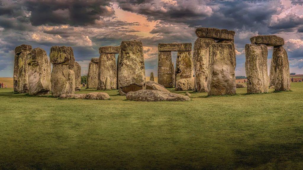 Arches en pierre d'Ile de pâques