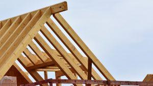 Structure d'une toiture